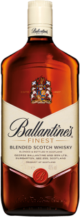 Ballantines Finest Blended Scotch Whisky 1.14 Litre
