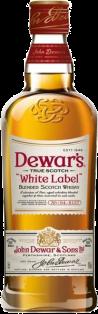 Dewars White Label Blended Scotch Whisky 750 ml