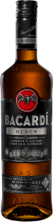Bacardi Black Rum 750 ml