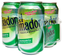 el Jimador Margarita 4 x 355 ml