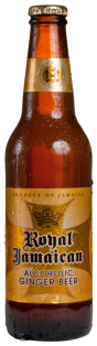 Royal Jamaican Ginger Beer 355 ml