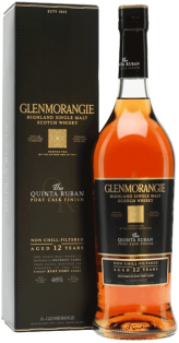 Glenmorangie Quinta Ruban 12 Year Highland Single Malt Scotch Whisky 750 ml