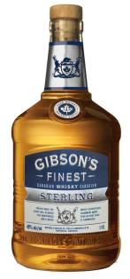 Gibson's Finest Sterling Canadian Whisky 1.14 Litre