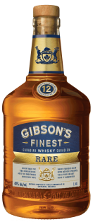 Gibson's Finest Rare 12 Year Canadian Whisky 1.14 Litre