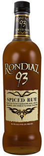 RonDiaz 93 Spiced Rum 750 ml