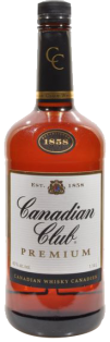 Canadian Club Premium Canadian Whisky 1.14 Litre
