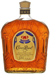 Crown Royal Deluxe Canadian Whisky 1.14 Litre