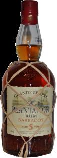 Plantation Grand Reserve 5 Year Rum 750 ml