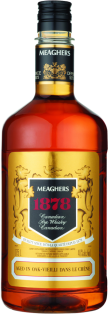 Meaghers 1878 Canadian Rye Whisky 1.75 Litre