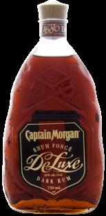 Captain Morgan Deluxe Dark Rum 750 ml