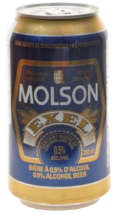Molson Exel 6 x 355 ml