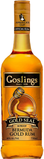 Gosling's Gold Seal Rum 750 ml
