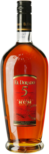 El Dorado 5 Year Rum 750 ml
