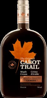 Cabot Trail Pure Maple Syrup Cream Liqueur 750 ml
