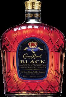 Crown Royal Black Canadian Whisky 1.14 Litre