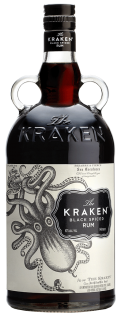 The Kraken Black Spiced Rum 1.14 Litre