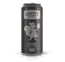Hop City Barking Squirrel Lager 473 ml
