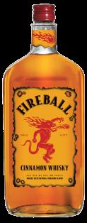 Fireball Cinnamon Whisky Liqueur 1.14 Litre