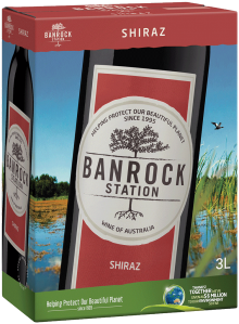 Banrock Station Shiraz 3 Litre