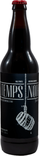 Half Pints Le Temps Noir 650 ml