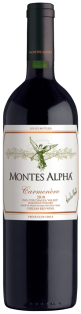 Montes Alpha Carmenere 750 ml