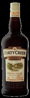 Forty Creek Genuine Cream Liqueur 750 ml