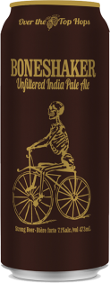 Boneshaker Unfiltered India Pale Ale 473 ml