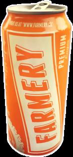 Farmery Premium Lager 473 ml