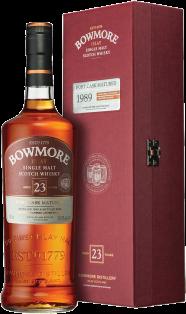 Bowmore 23 Year Old Port Cask Matured Islay Single Malt Scotch 750 ml