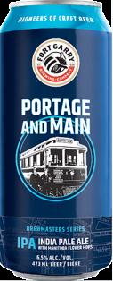 Fort Garry Brewing Portage & Main IPA 473 ml