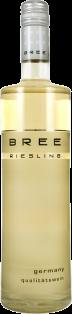Bree Riesling Pfalz QbA 750 ml