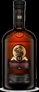 Bunnahabhain 12 Year Islay Single Malt Scotch Whisky 750 ml