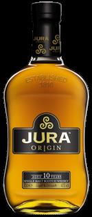Jura Origin 10 Year Single Malt Scotch Whisky 750 ml