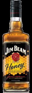 Jim Beam Honey Bourbon Kentucky Straight Whiskey 750 ml