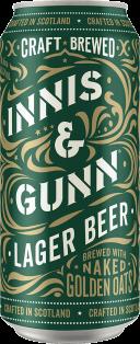 Innis & Gunn Lager 500 ml
