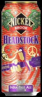 Nickel Brook Headstock IPA 473 ml