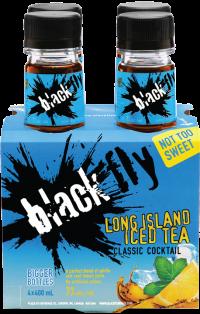 Black Fly Long Island Iced Tea 4 x 400 ml