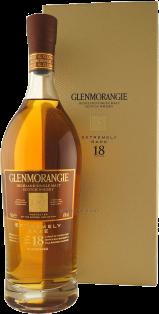 Glenmorangie Extremely Rare 18 Year Old Single Malt Scotch Whisky 750 ml