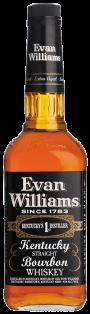 Evan Williams Kentucky Straight Bourbon Whiskey 750 ml