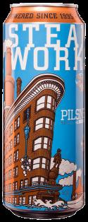 Steamworks Pilsner 500 ml