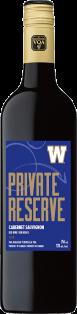 Winnipeg Blue Bombers Private Reserve Cabernet Sauvignon VQA 750 ml