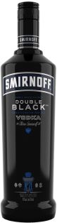 Smirnoff Double Black Vodka 750 ml
