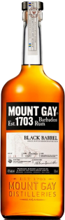 Mount Gay Black Barrel Rum 750 ml