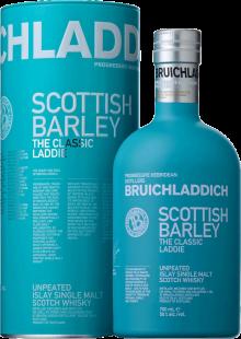 Bruichladdich Scottish Barley The Classic Laddie Scotch 750 ml