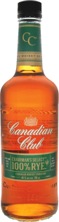 Canadian Club 100% Rye 750 ml