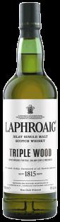 Laphroaig Triple Wood Islay Single Malt Scotch Whisky 750 ml