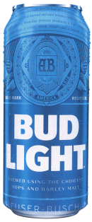 Bud Light 473 ml