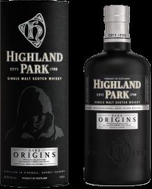 Highland Park Dark Origins Single Malt Scotch Whisky 750 ml