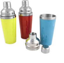 Coloured Cocktail Shaker