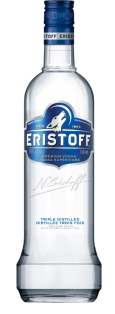 Eristoff Vodka 750 ml